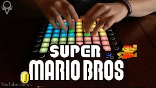 Super Mario Bros Theme - Orchestral Launchpad Cover