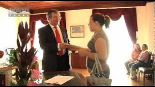 Município entrega chaves des habitações sociais, Santa Marta de Penaguião