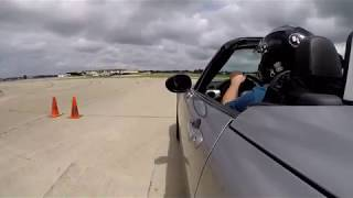 2018 SCCA Grissom Test & Tune - Mark Run 21 - xx.xxx