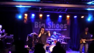 BOOTLEG VIDEO: Big Shoes (wisconsin) Show-opening Song Funkytown (Pseudo Echo version) 01-23-2016