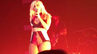 "Bebe Rexha - ""F.F.F"" Live All Your Fault Tour Los Angeles"