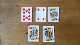 Addí´s Pokerschule, Lektion 3, Treffer auf dem Flop