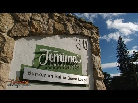 Accommodation East London, Jemima's Bunker on Bailie Guest Lodge – Africa Travel Channel