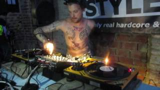 DJ Tiger @ Disaster at the Farm 25-6-2016 (Brescia)