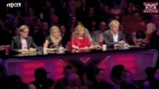 Iris on X Factor by Daniel Landers