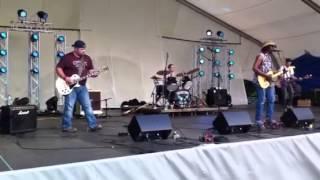 Brett Hanley and Chris Bell Band