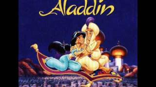 Aladdin soundtrack: Arabian Nights (Italian)