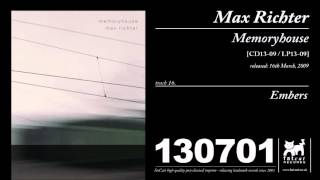 Max Richter - Embers [Memoryhouse]