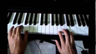 Parabéns pra você -  tutorial piano e teclado, por Alex Sales