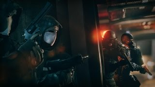 ◀WE STAND UNITED - Rainbow Six: Siege Cinematic Trailer (Fan-Made)