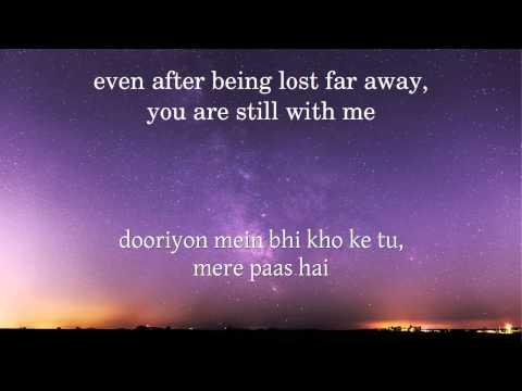 Alvida - D Day - [hindi lyrics - english translation, meaning ...
