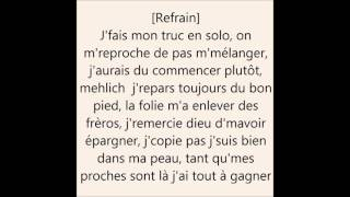 Raam - Mark my words / Paroles