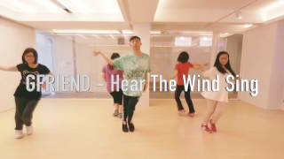 GFRIEND - Hear The Wind Sing | dance Cover by 靖中 @jimmy dance