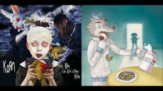 Cookies Undone (Mashup) - Korn & Melanie Martinez