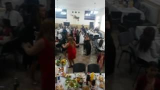 Gipsy mačo na svadbe