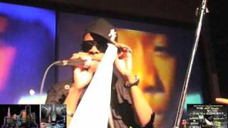 Jase.Soul For Real. Candy Rain. Video. Night Time ENT. @ Rookies In Manteca.2010.mov