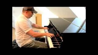 SPARTACUS LOVE THEME (Dave Grusin version) transcribed & perf. by Uwe Karcher