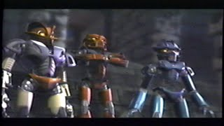 Bionicle - Mask of Light (2003) Trailer (VHS Capture)