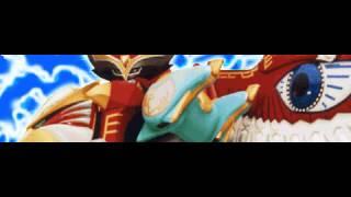 hyakujuu sentai gaoranger - Eyes of Justice