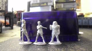 Warlord Not Wednesday - Doctor Who Into the Time Vortex - 12th Doctor and Companions unboxing