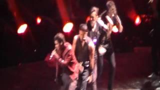 Eurovision 2011: Live inside the Arena: Eric Saade - Popular (Sweden) Big Final