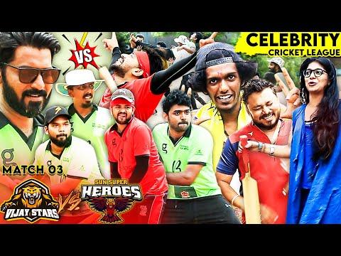 🔥 MaKaPa Vs Sun TV Stars   KPY Bala Roasted VJ Parvathy 😂   CWC Sarath   Siddhu   Celebrity Cricket