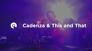 BE-AT.TV Live @ BPM Festival 2015 - Cadenza & This and That