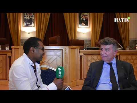 """Video : Les """"chocs du futur"""" analysés par Thierry de Montbrial"""