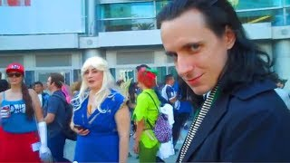 Friday at Wondercon 2014