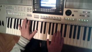 Orelsan - La terre est ronde piano
