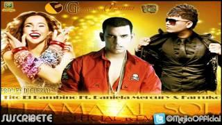 Llama Al Sol (Remix) - Tito El Bambino Ft. Daniela Mercury & Farruko ★ HD ★ (Prod. By Dj Cuervo)