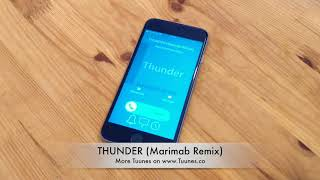 Thunder Ringtone (Imagine Dragons Tribute Marimba Remix Ringtone) • For iPhone & Android