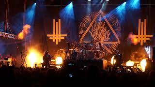 Behemoth LIVE Brutal Assault 2018 God=Dog (new song)