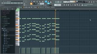 The Chainsmokers & Coldplay - Something Just Like This [ Melody Fl Studio ]
