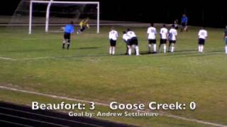 Beaufort High vs. Goose Creek 2010
