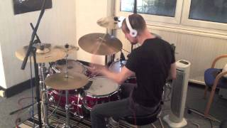 I wanna ROCK - Twisted SIster. Tommy Boardman. Drum Cover.