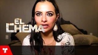 El Chema | Mira el detrás de cámaras de la traumática muerte de Regina | Telemundo