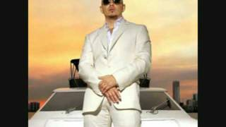 Pitbull - I Know You Want Me (with Lyrics)