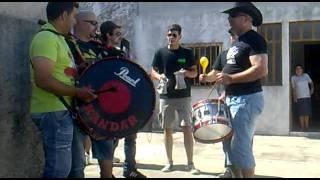 Bujos - Maio de 2011 - Dia da Aldeia com o grupo de gaiteiros TOKANDAR dos Bujos (Video 1)
