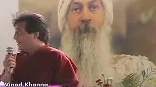 Vinod khanna (Sw. Vinod bharti) moments with osho
