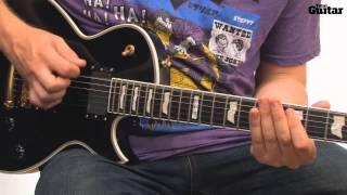 How to play Machine Head - Locust main guitar riff