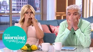 A Hilariously Naughty Tale Of Revenge Shocks Holly And Phillip | This Morning