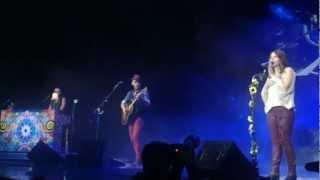 Jesse & Joy - Llorar (feat. Mario Domm) en vivo Auditorio Nacional