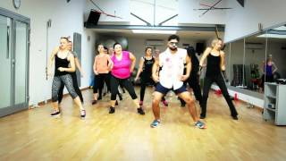 Zumba - Ave Maria Morena - Halloween Party