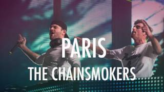 The Chainsmokers - Paris (Instrumental)