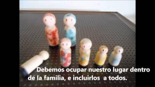 """Video """"Dinamicas Familiares"""" Constelaciones Familiares Online"""