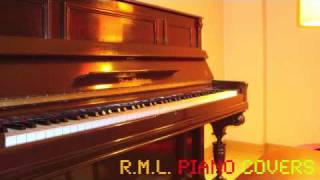Please Don't Go - Mike Posner Piano Cover HD - With Download Link!