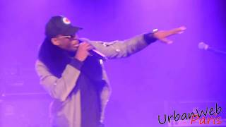 Dadju – Déjà Trouvé lors Voltage Live au Cabaret Sauvage du 19 décembre 2017