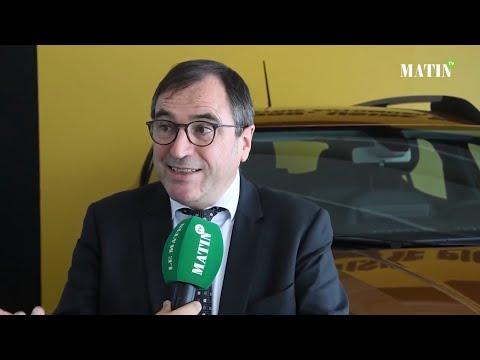"""Video : Denis Le Vot, DG des marques Dacia et Lada : """"Le Maroc pour nous, est une base industrielle extrêmement importante"""""""