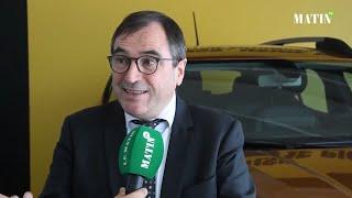 """Denis Le Vot, DG des marques Dacia et Lada : """"Le Maroc pour nous, est une base industrielle extrêmement importante"""""""